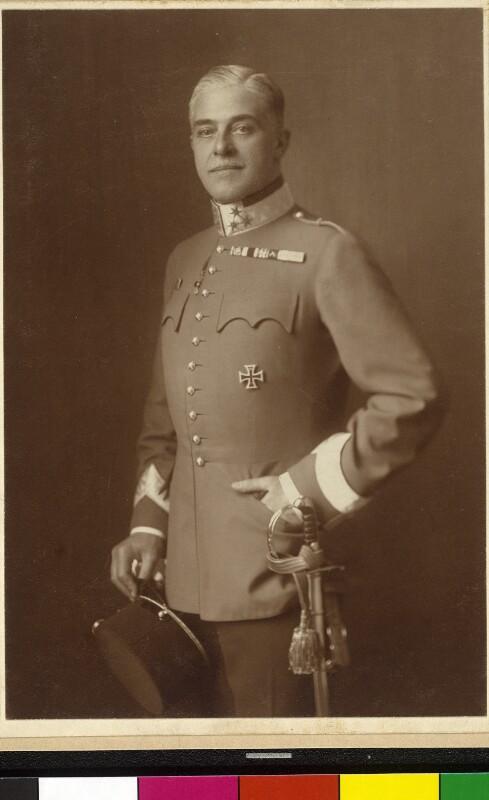 Maximilian Egon Fürst zu Fürstenberg