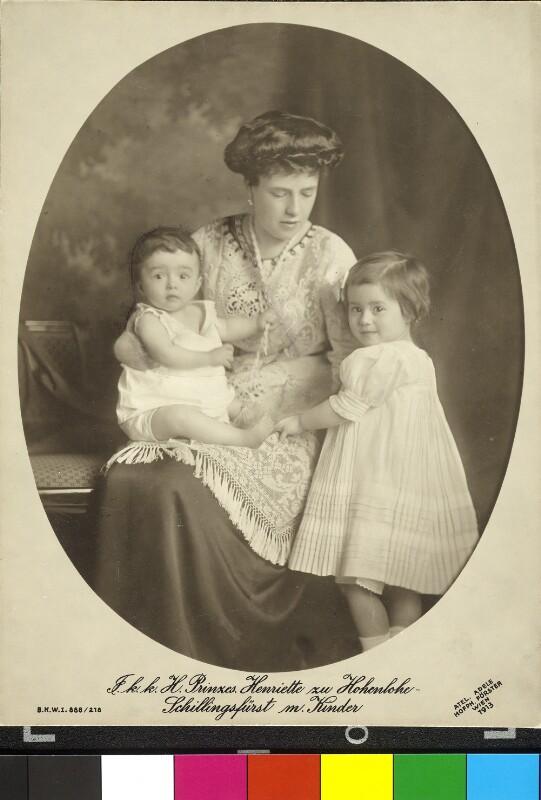 Maria Henriette, Erzherzogin von Österreich