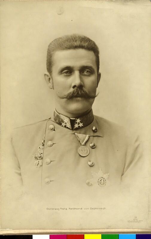 Franz Ferdinand, Erzherzog von Österreich-Este