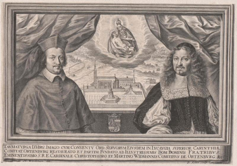 Widman, Graf von Ortenburg, Christoph