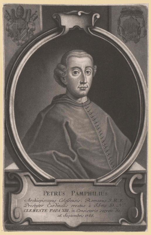 Pamfili, Pietro