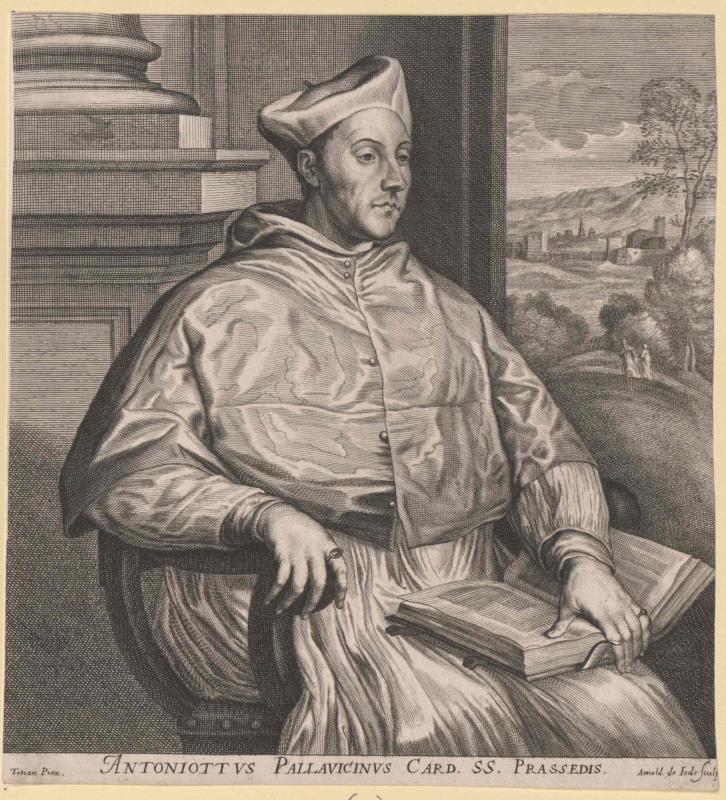 Pallavicini, Antoniotto