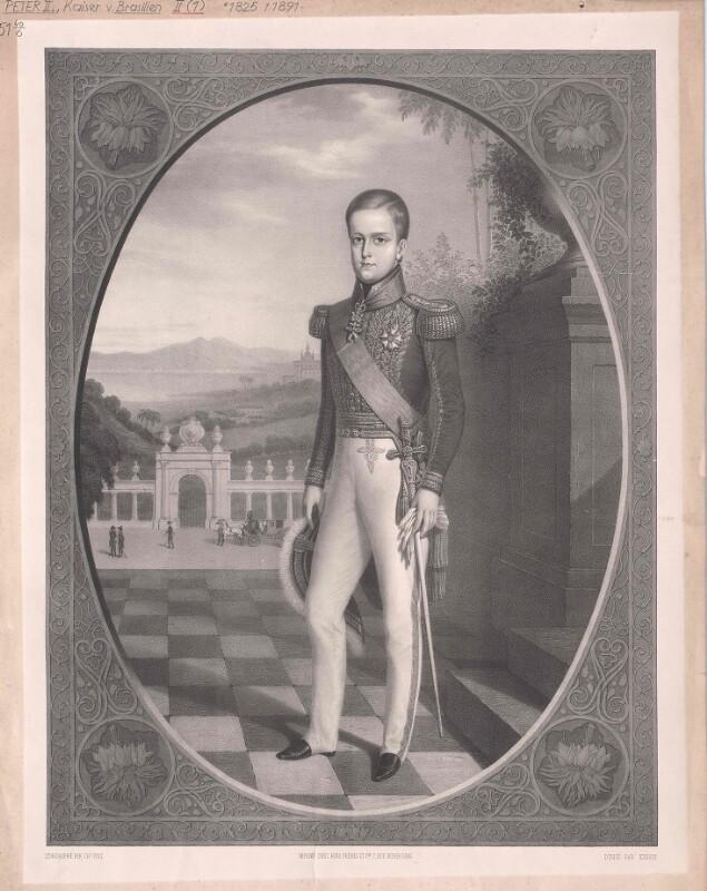 Peter II., Kaiser von Brasilien