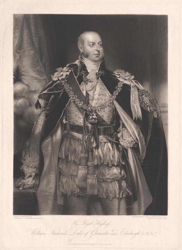 Wilhelm Heinrich, Herzog von Gloucester und Edinburgh