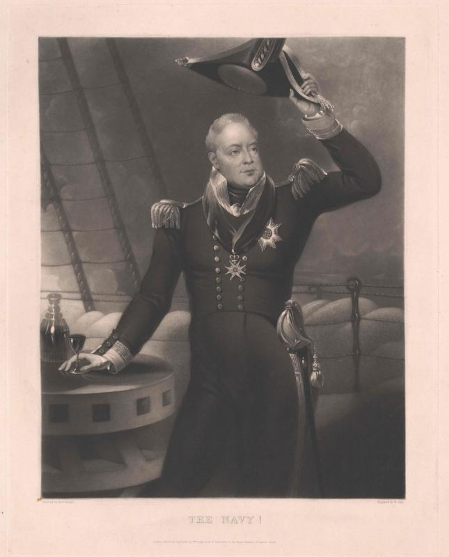 Wilhelm IV., König von England