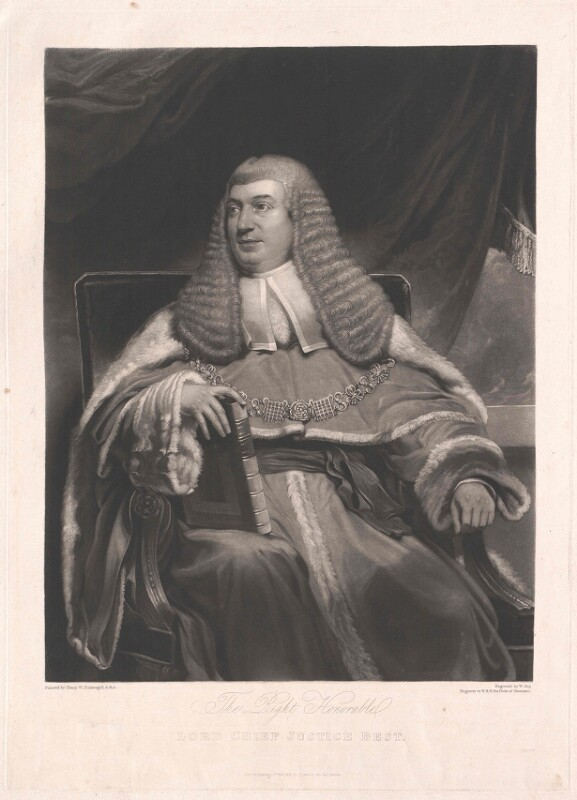 Abbott, 1. Baron Tenterden, Charles