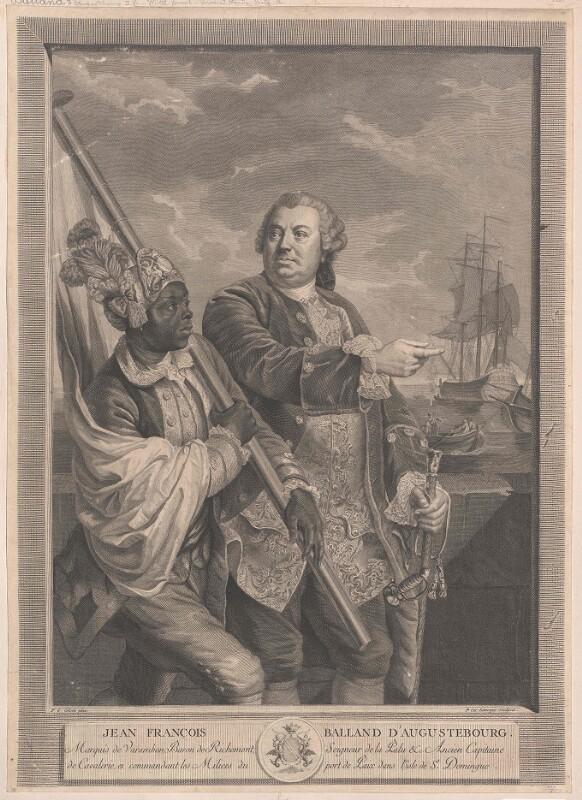 Balland d' Augustebourg, Marquis de Varambon, Jean Francois