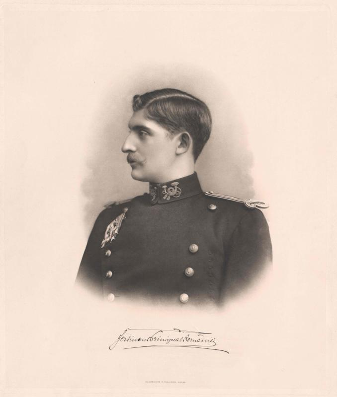 Ferdinand I., König von Rumänien