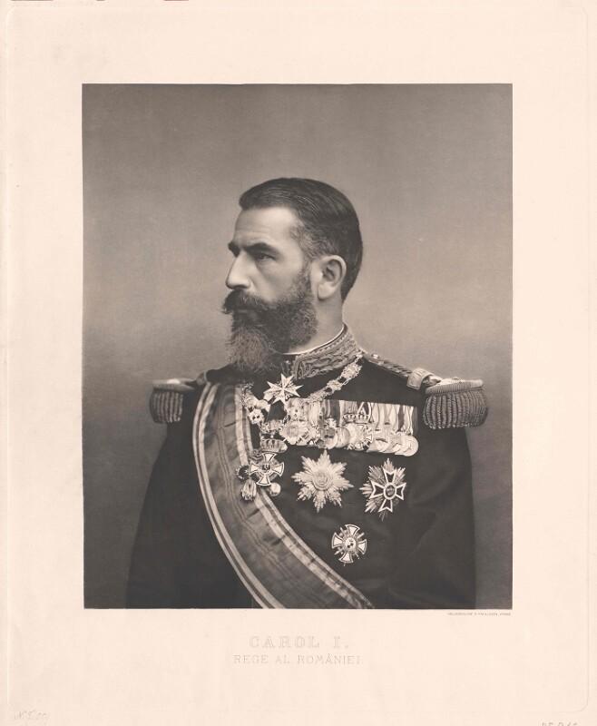 Karl I., König von Rumänien