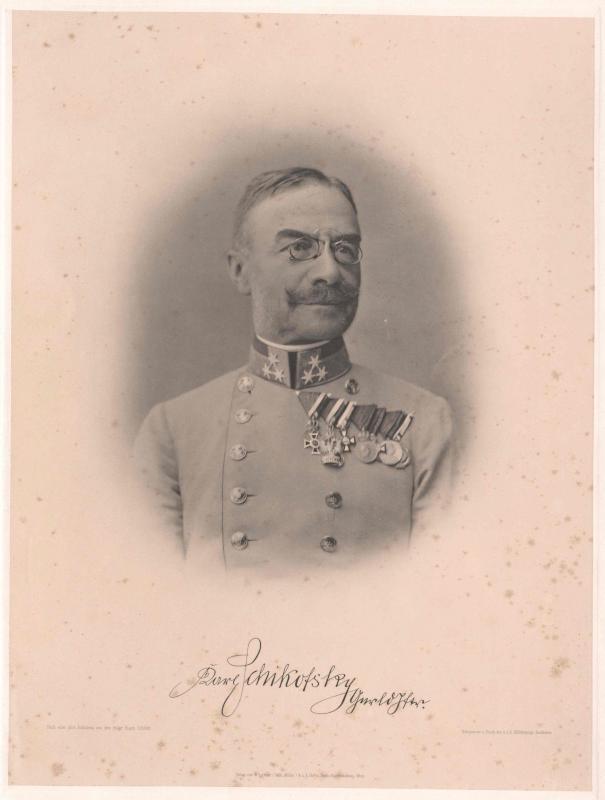 Schikofsky, Karl Freiherr von