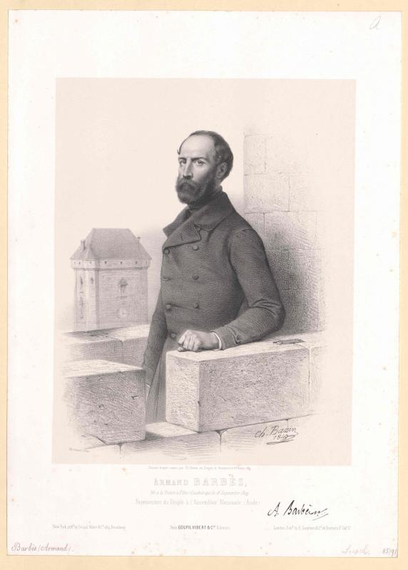 Barbès, Armand