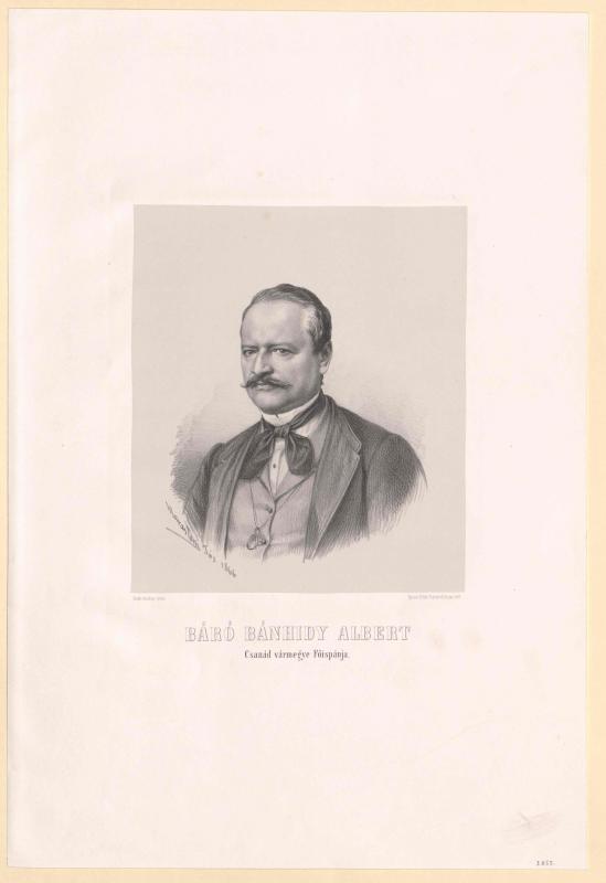 Bánhidy, Albert Baron