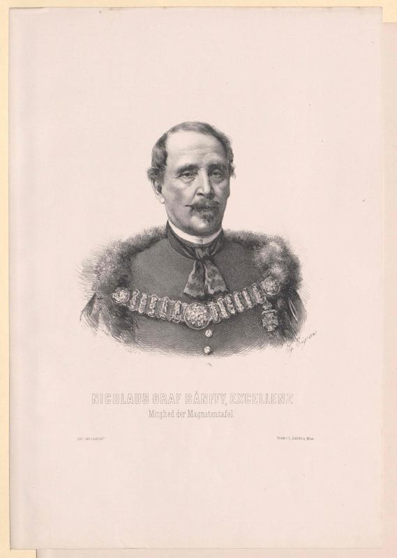 Bánffy, Nikolaus Graf
