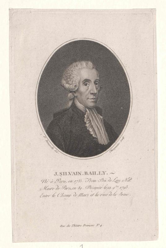 Bailly, Jean Sylvain