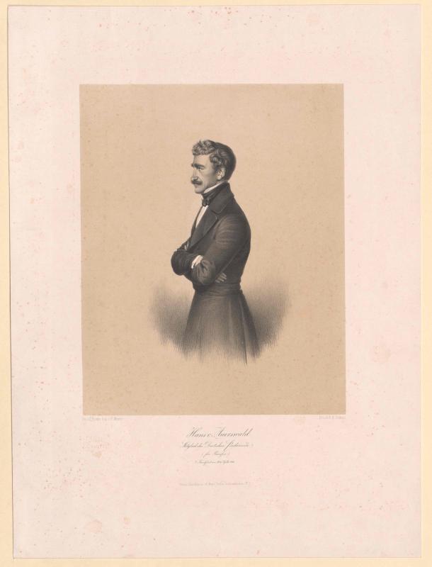 Auerswald, Hans von