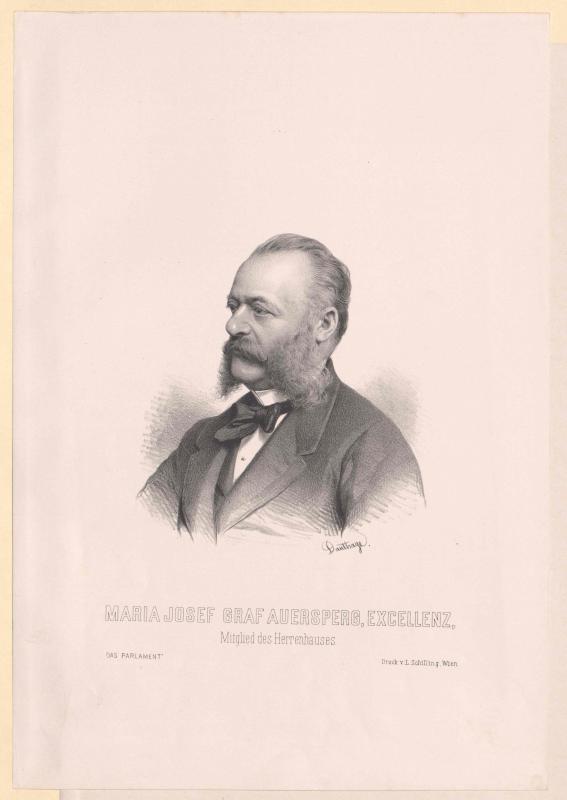 Auersperg, Josef Graf