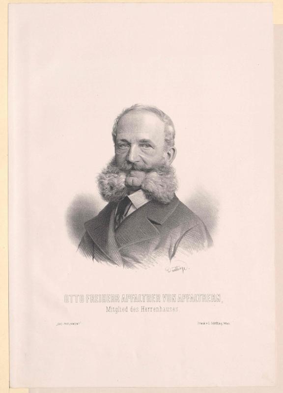 Apfaltrer von Apfaltrern, Otto Freiherr
