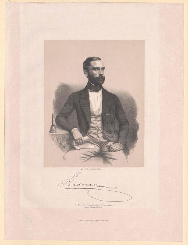 Andrian-Werburg, Viktor Freiherr