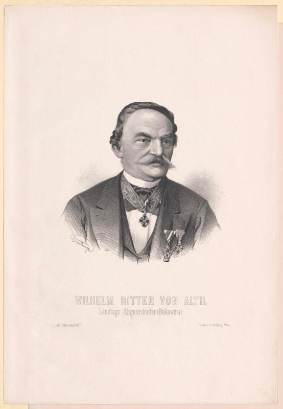 Alth, Wilhelm Ritter