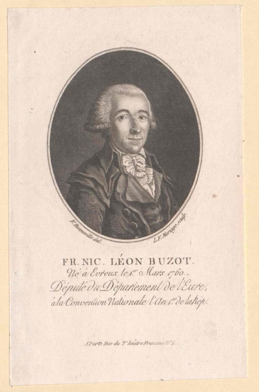 Buzot, Léon