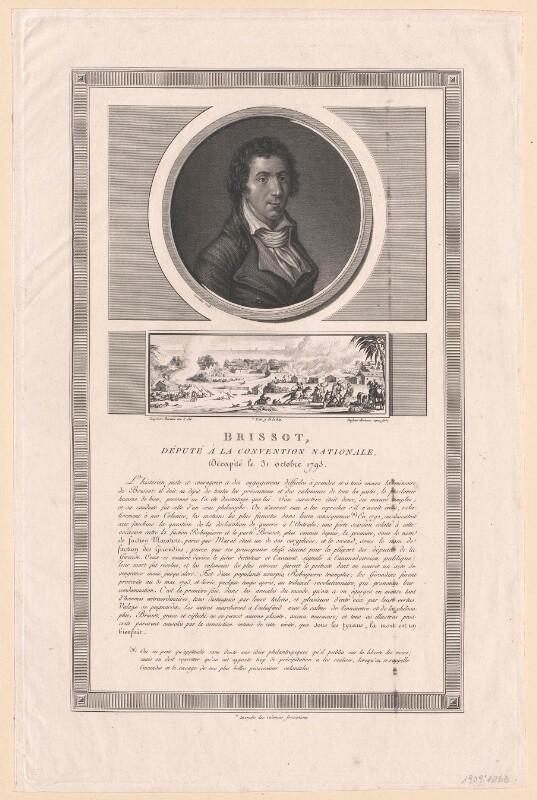 Brissot, Jean Pierre