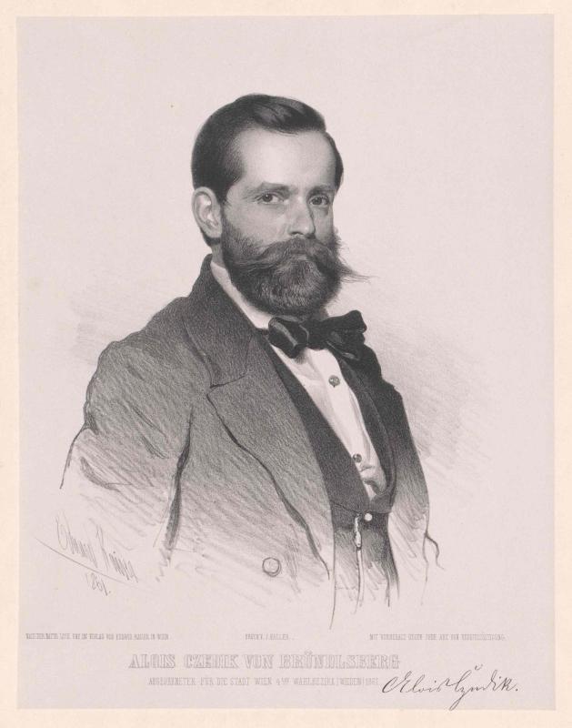 Czedik-Bründelsberg, Alois Freiherr