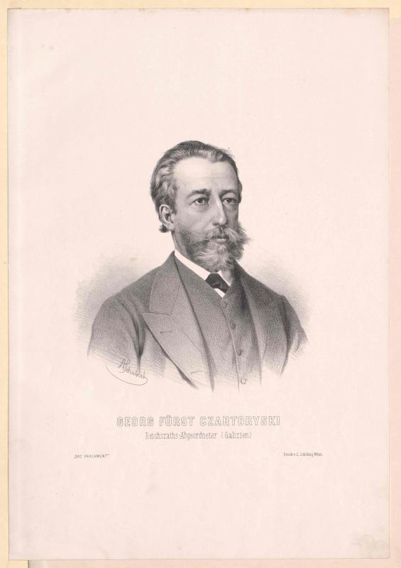 Czartoryski, Georg Prinz