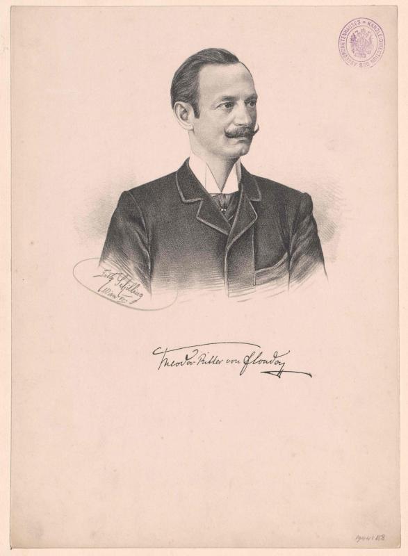 Flondor, Theodor Ritter
