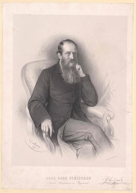 Gleispach, Karl Graf