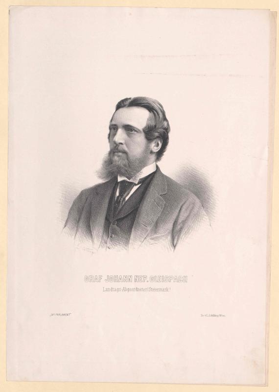 Gleispach, Johann Nepomuk Graf