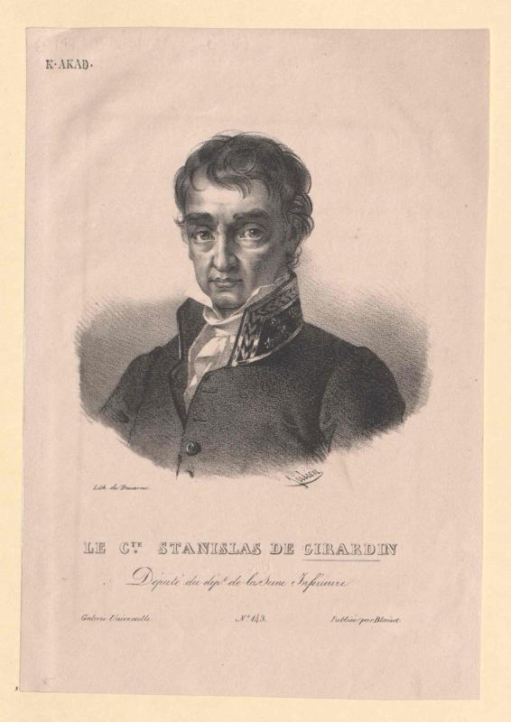 Girardin, Cécile Stanislas Graf