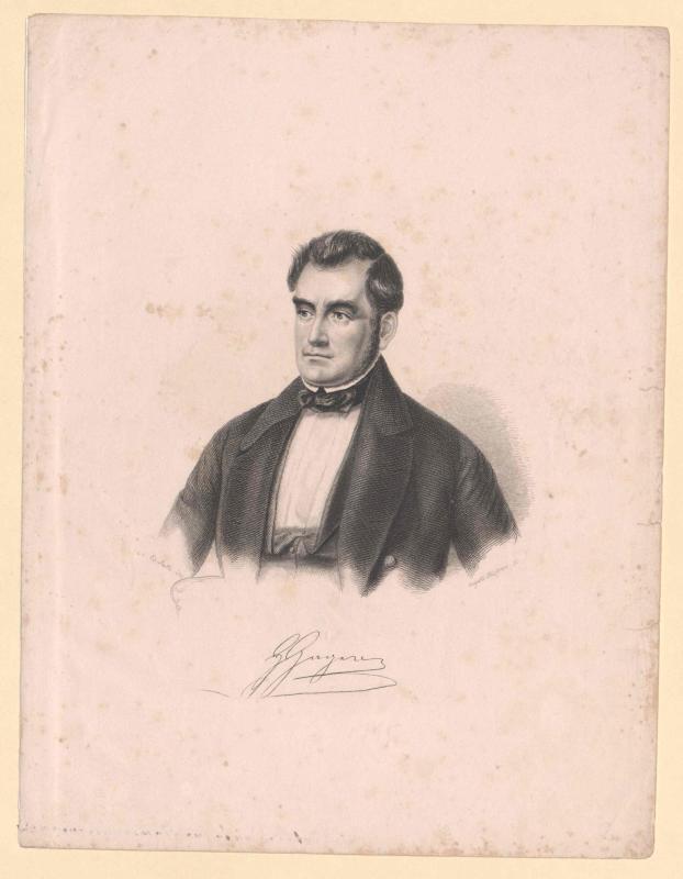 Gagern, Heinrich Freiherr