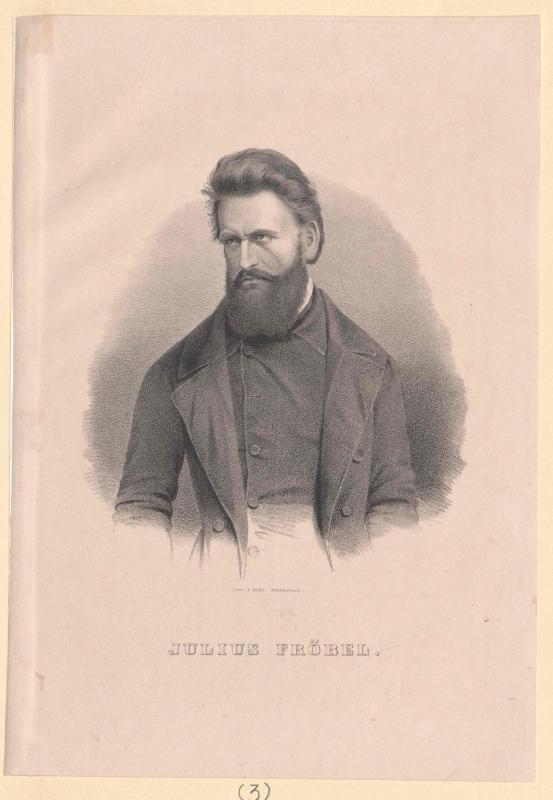 Fröbel, Julius