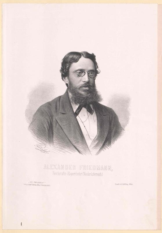 Friedmann, Alexander