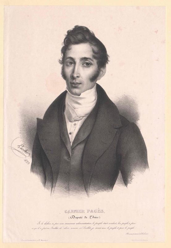 Garnier-Pagès, Etienne Joseph