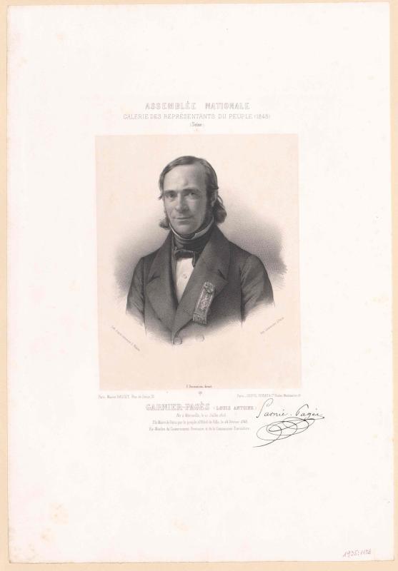 Garnier-Pagès, Louis Antoine