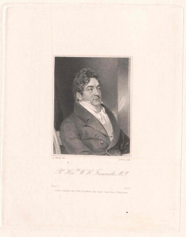 Fremantle, William Henry