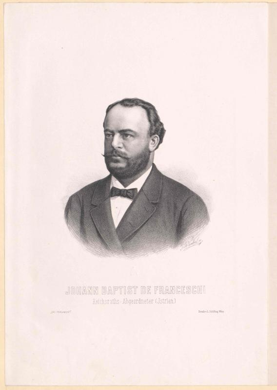 Franceschi, Johann Baptist de