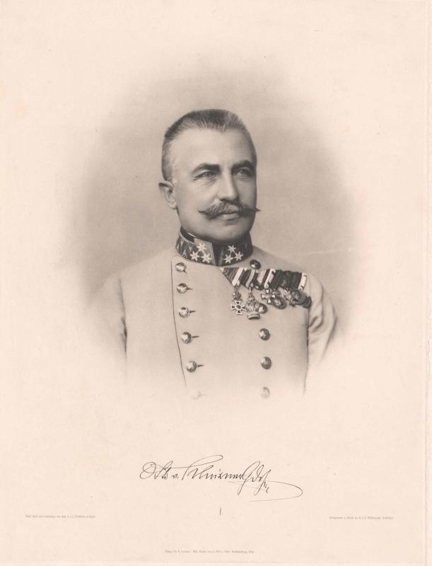 Meixner-Zweienstamm, Otto von