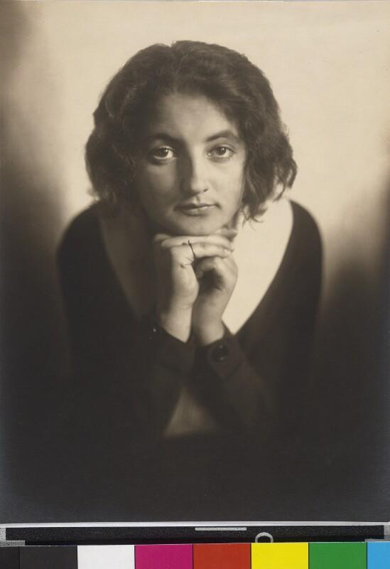 Bildnis Lili Schnitzler (1909-1928)