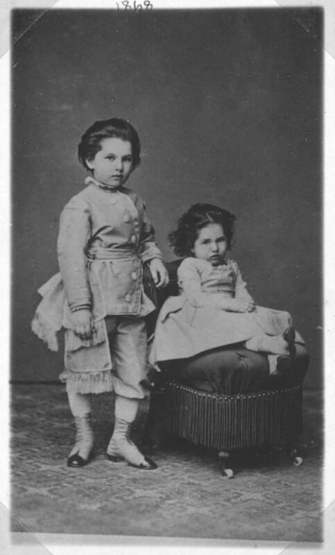Arthur und Julius Schnitzler