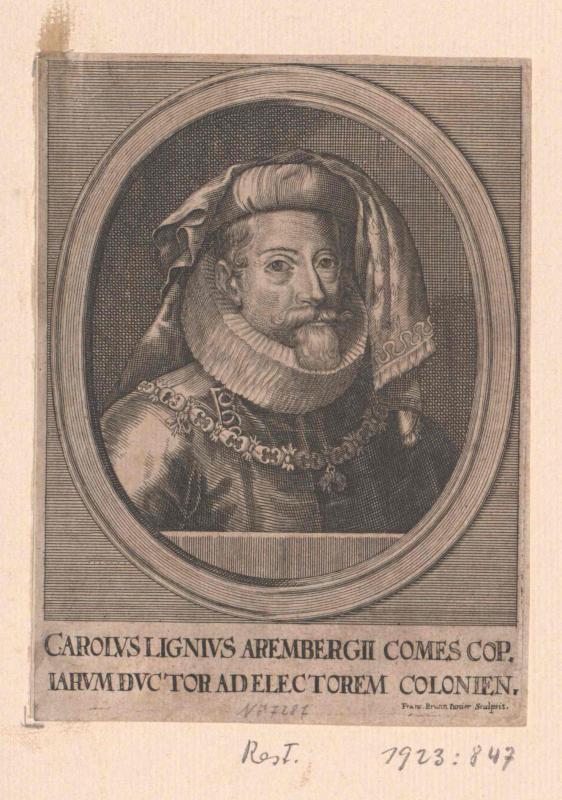 Arenberg, Karl von Ligne, Fürst von