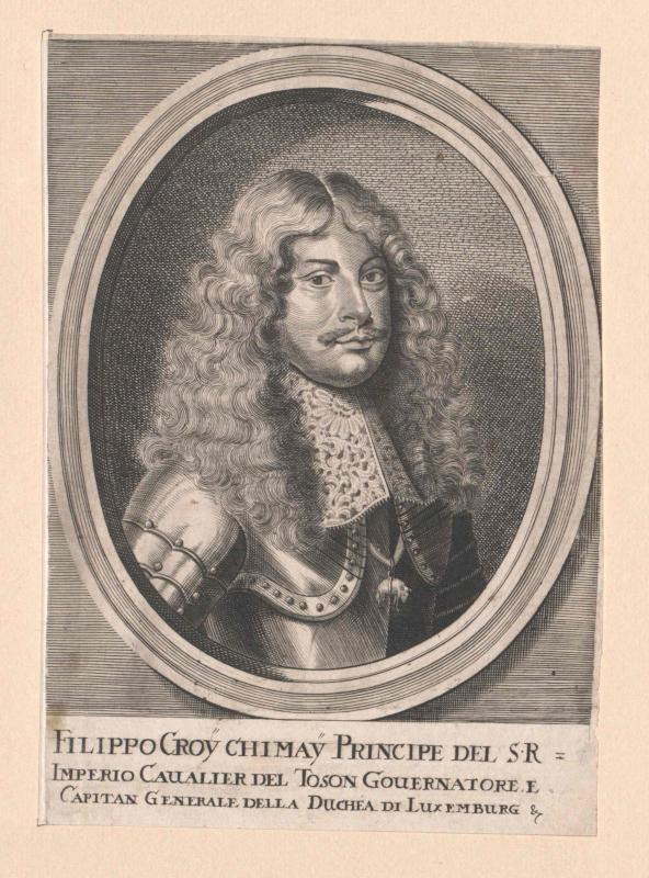 Arenberg, Philippe Duc d'