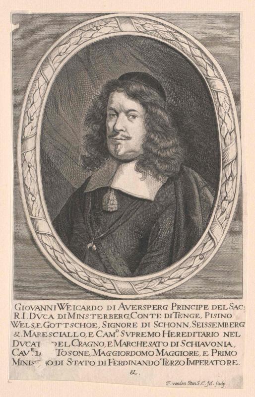 Auersperg, Johann Weikhard Fürst von