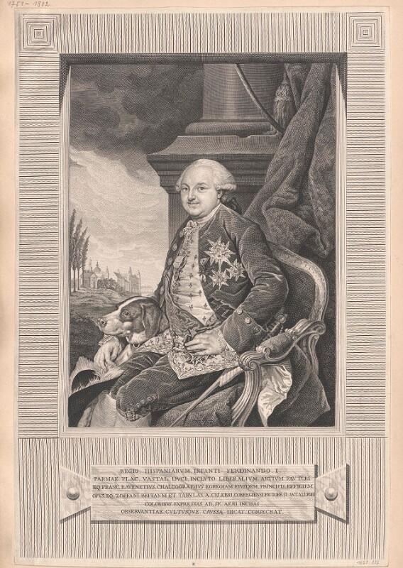 Ferdinand, Herzog von Parma