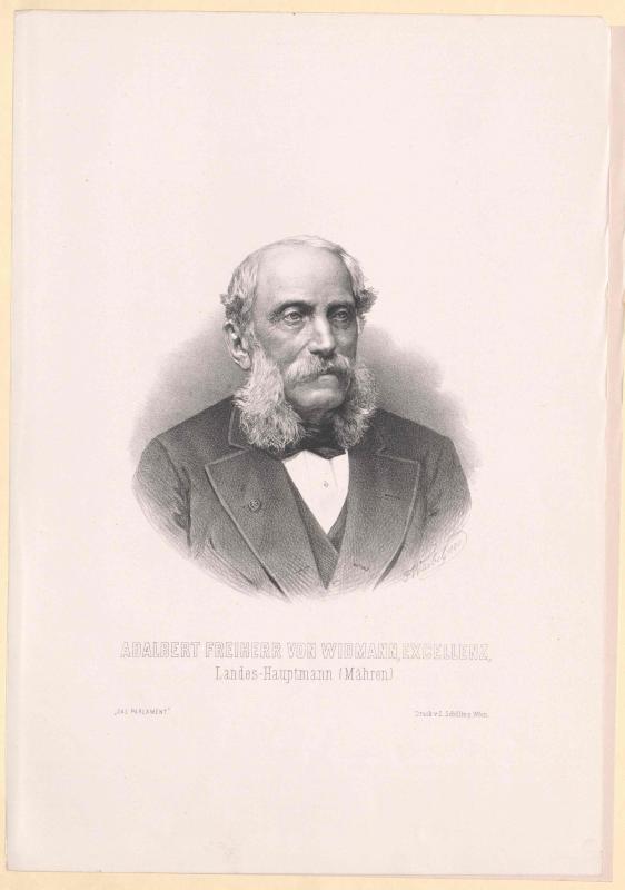 Widmann, Adalbert Freiherr von (1804-1888)