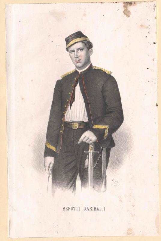 Garibaldi, Menotti