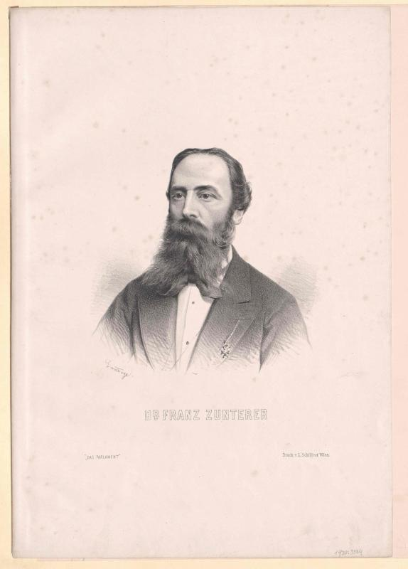 Zunterer, Franz