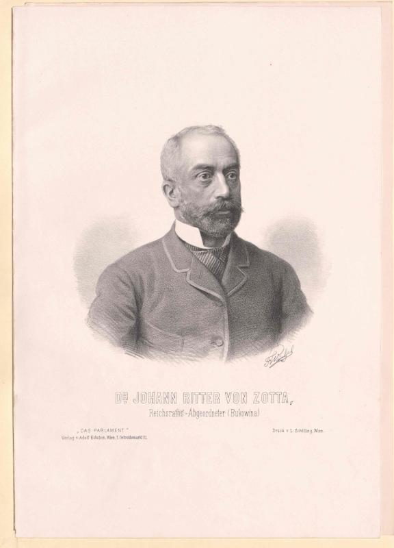 Zotta, Johann Ritter