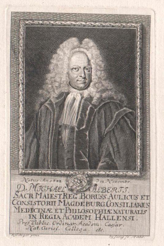 Alberti, Michael